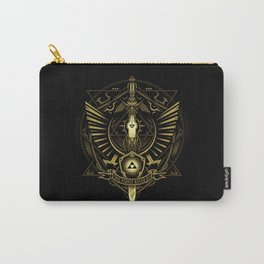 Zelda Sword Carry-All Pouch