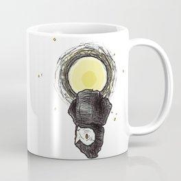 The Barn Owl Coffee Mug