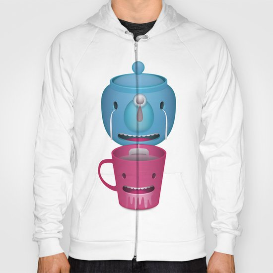 Tea Potty Hoody