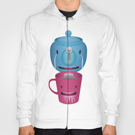 Tea Potty Hoody