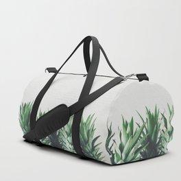 Pineapple Leaves Duffle Bag