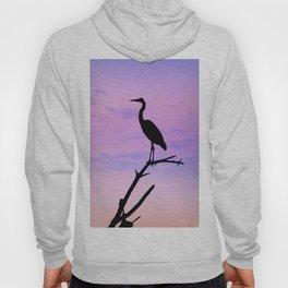 Heron Silhouette II Hoody
