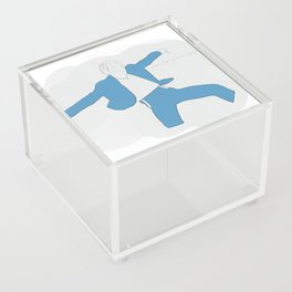 just stop your crying  Acrylic Box