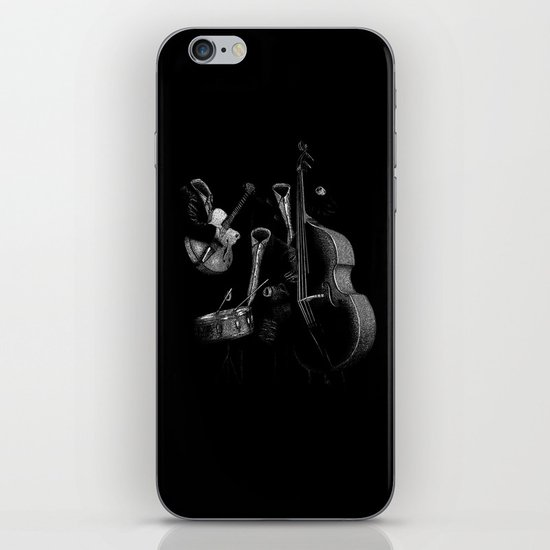 The Invisibles iPhone & iPod Skin