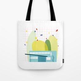 architecture - walter gropius Tote Bag