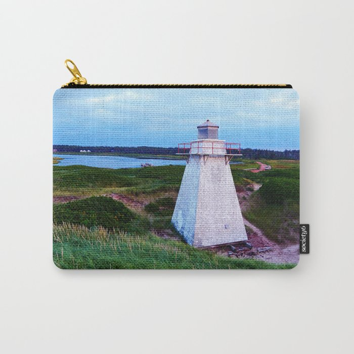 St-Peter's Harbour Lighthouse Carry-All Pouch