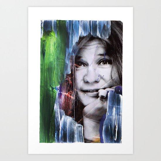 janis27 Art Print