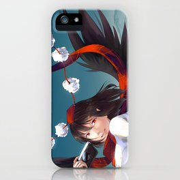 PERFECT JOURNALIST iPhone Case