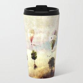 tree - air baloon Travel Mug