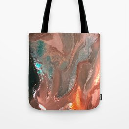 Golden Suncoast Tote Bag