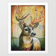 Dearly Beloved Art Print