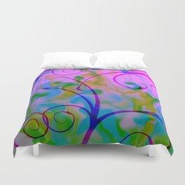 Design RAMONA,colorful Duvet Cover