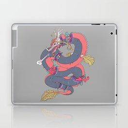 Dragon Slices Laptop & iPad Skin