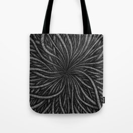 Wormy Digging Tote Bag