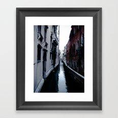 Narrows Framed Art Print