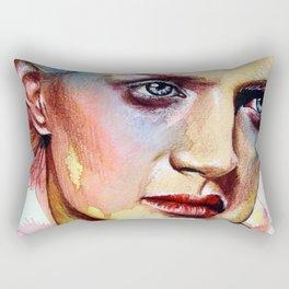 Guinevere (VIDEO IN DESCRIPTION!!!) Rectangular Pillow