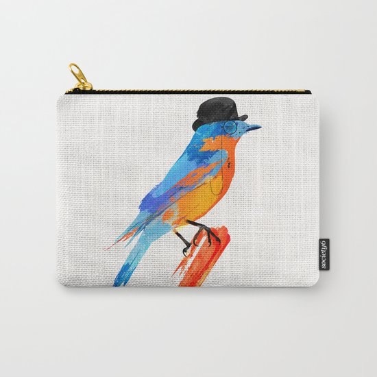 Lord Birdy Carry-All Pouch