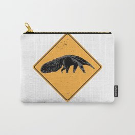 Fear the Real Killers - Anteater Carry-All Pouch