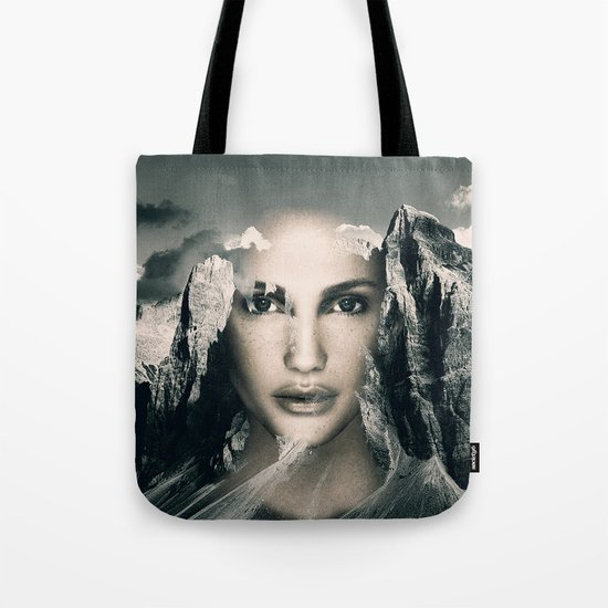 Spirit Of The Mountain Tote Bag