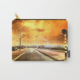 Bridge Over Troubled Water Carry-All Pouch