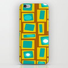 CLEMMONS iPhone & iPod Skin