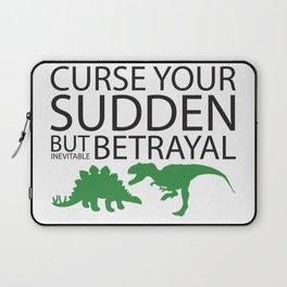 Betrayal  Laptop Sleeve