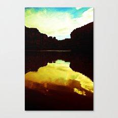 Colorado Canyons Canvas Print
