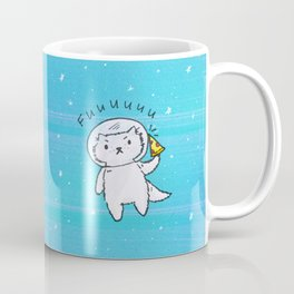 Space Kitty Coffee Mug