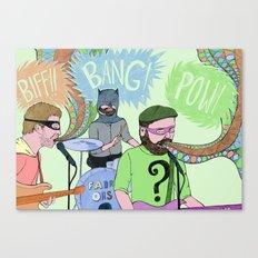 Fair Ohs Canvas Print