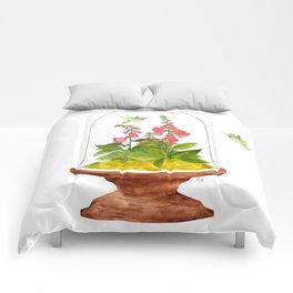Foxglove Terrarium Comforters