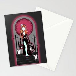 Mistress of The Dark Stationery Cards