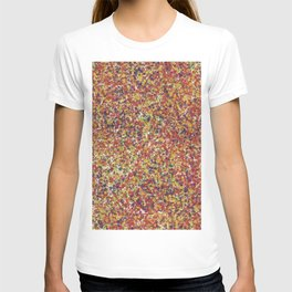 Abstract Scenery T-shirt