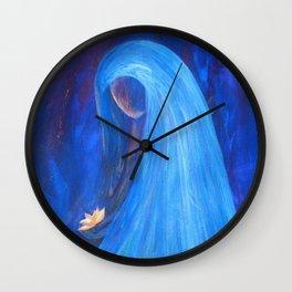 Prophetic Peace Wall Clock
