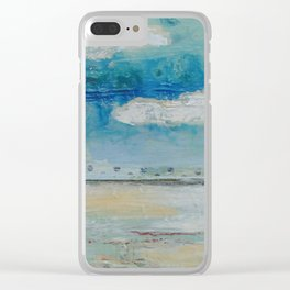 Tradewind Clear iPhone Case