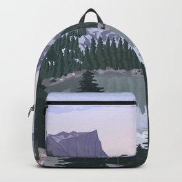 Rocky Mountain National Park Poster, Colorado, USA, Denver, Rocky Mountains, National Parks Backpack