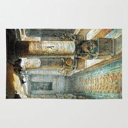 Tempel Dendera Rug