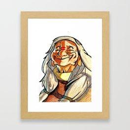 Nana-Brother Bear Framed Art Print