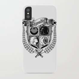 Family Coat of Arms iPhone Case
