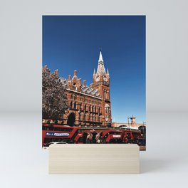 Sunny London Mini Art Print