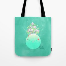 A Bouquet of Sins Tote Bag