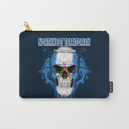 To The Core Collection: Northwest Territories Carry-All Pouch