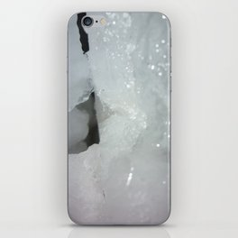 Ice cave iPhone Skin