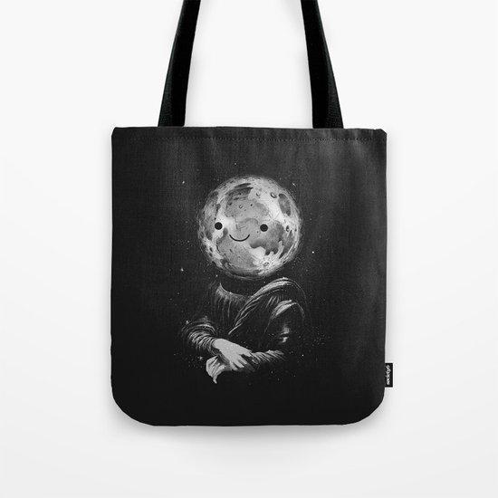 Moonalisa Tote Bag