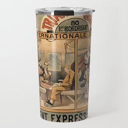1896 Orient Express musical revue Paris Travel Mug