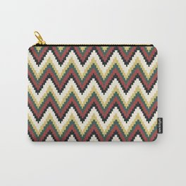 Peruvian Pattern Carry-All Pouch