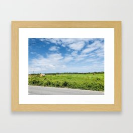 Breath Taking Framed Art Print