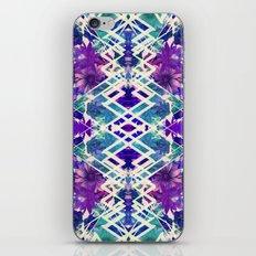 Ocean Bloom iPhone & iPod Skin