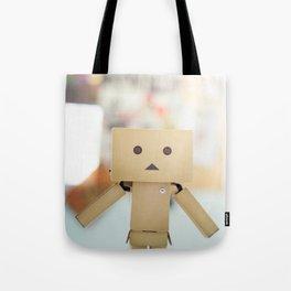 Savior Danbo Tote Bag