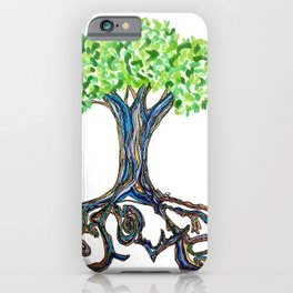 Love Tree iPhone Case