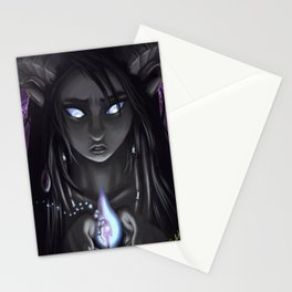 Fading Light Stationery Cards